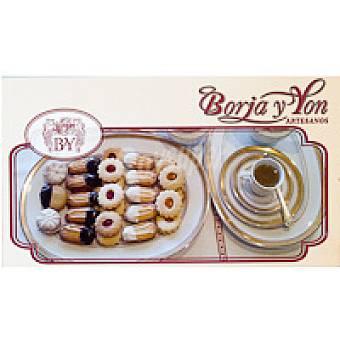 Borja Yon Pasta surtida de té Caja 800 g