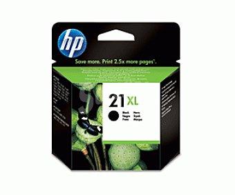 HP Cartuchos de Tinta 21XL Negro 1 Unidad