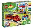 Bloques de constucción Tren de vapor con 59 piezas, Duplo 10874 lego  Lego duplo