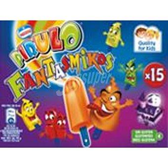 Fantasmikos Nestlé Nestlé Helado Fantasmikos 15 unidades (225 ml)
