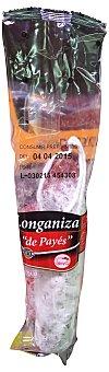 Hacendado Longaniza payes  Pieza de 350 g