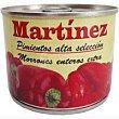 Pimiento morrón entero martinez, lata 125 G Lata 125 g Martinez
