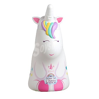 My Unicorn Gel y champú 2 en 1 bote 400 ml 1 bote 400 ml
