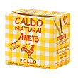 Caldo natural de pollo Brik 500 ml Aneto