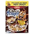 Choco Flakes rellenos de chocolate Caja 550 g Cuétara