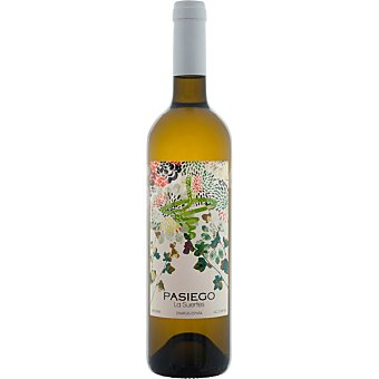 PASIEGO Las suertes vino blanco D.O. Utiel Requena  Botella de 75 cl