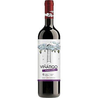 Viñatigo Vino tinto vijariego DO Islas Canarias Tenerife Botella 75 cl