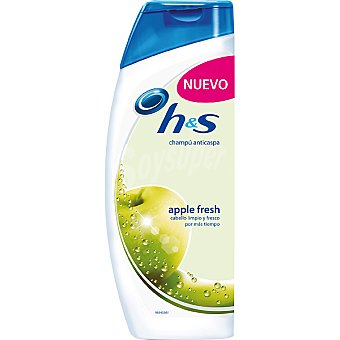 h&s champú anticaspa Apple Fresh  frasco 300 ml