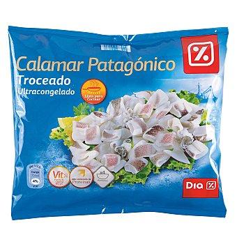 DIA Calamar patagónico troceado Bolsa 450 gr