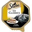 Comida para gatos humedo pate de pollo 85 g Sheba