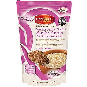 Linwoods Semillas de lino con nueces almendras nueces de Brasil y coenzima Q10 Envase 200 g