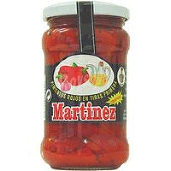 Fco Martinez Pimiento rojo I en tiras Tarro 260 g