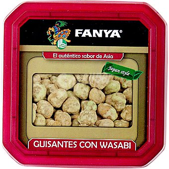Fanya Guisantes con wasabi Tarrina 100 g