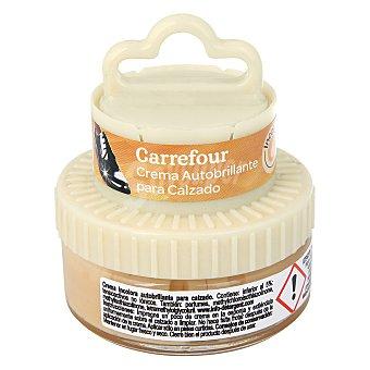 Carrefour Crema autobrillante c/aplicador incoloro 50 ml