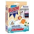 Antipolillas pequeños espacios sin perfume Estuche 8 uds Bloom