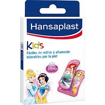 Hansaplast Apósito Kids Princess caja 16 unidades Caja 16 unidades