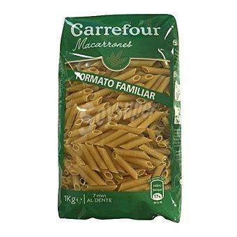 Carrefour Macarrones 1 kg