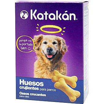KATAKÁN Huesos crujientes para perro estuche 400 g Estuche 400 g