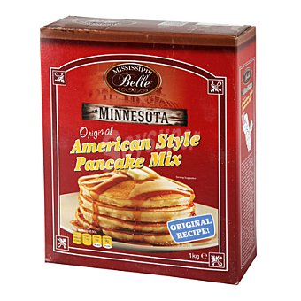 Mississippi Belle Preparado tortitas americana 1 kg