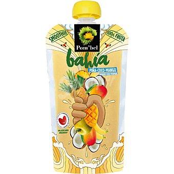 Pom'Bel Manzana y platano 100% fruta lista para beber Envase 90 g