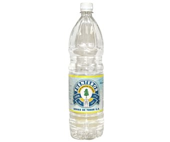 Fuenteror Agua Mineral Botella de 1,5 Litros