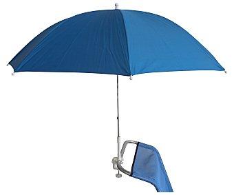 Sombrilla para silla de playa autoajustable, pincho.