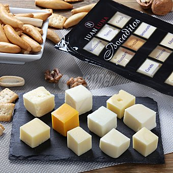 Juan Luna Taquitos de queso 80 g.
