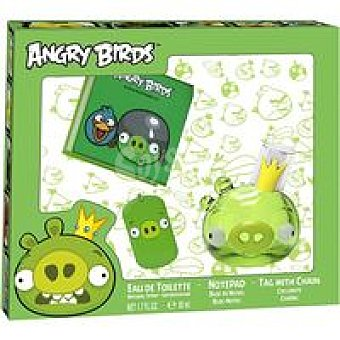 Angry Birds Colonia Pig 50 ml