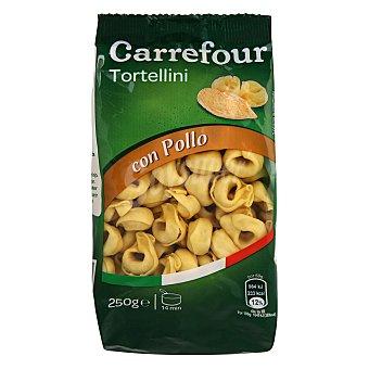 Carrefour Tortellini al huevo rellenos de pollo 250 g