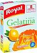 Gelatina sabor limón 10 raciones Estuche 114 g Royal