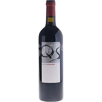 Quinta Vino tinto crianza de la Tierra de Castilla y León sardonia Botella 75 cl