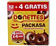 Donettes packasa 12 ud Donettes