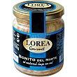 Gourmet bonito del norte al natural bajo en sal Frasco 150 g neto escurrido Lorea