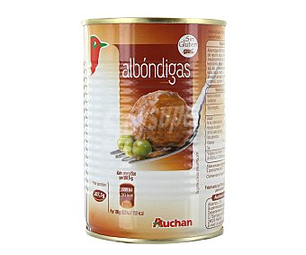 Auchan Albóndigas Lata de 430 g