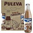 Batido de chocolate elaborado con un 90% de leche 6 x 200 ml Puleva