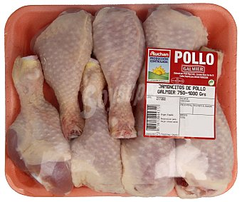Auchan Producción Controlada Jamoncitos de Pollo Galmier 700g