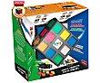 Juego de habilidad Cubo de Rubik 3 en raya, de 2 a 4 jugadores, rubik's.  Rubik's