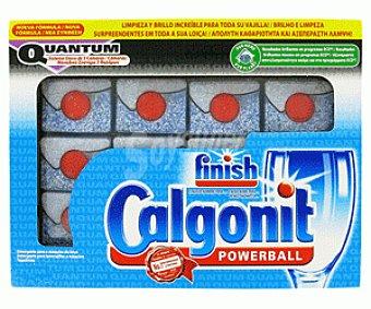 FINISH QUANTUM Detergente Lavavajillas Pastillas Poweball Lavavajillas 20p