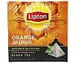 Te negro orange jaipur 20 uds. 36 g Lipton
