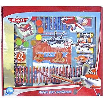 CIFE Aviones Mega set artístico +3 años