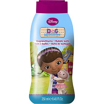 Disney Gel de baño infantil Doctora Juguetes frasco 250 ml
