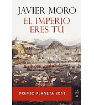 IMPERIO El eres tu (premio planeta 2011)