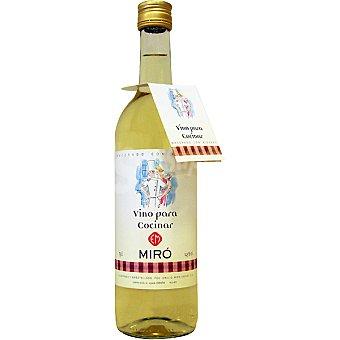 Miro Vino blanco para cocinar botella 75 cl 75 cl