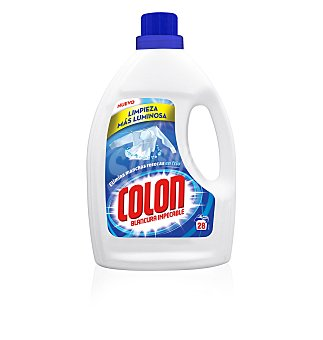Colón Detergente gel azul 28 DOS