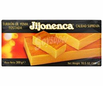 JIJONENCA Turrón de yema tostada 300g