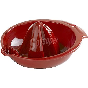 Curver Chef@home exprimidor de plástico color rojo 1 Unidad