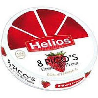 Helios Picos de fresa Caja 170 g