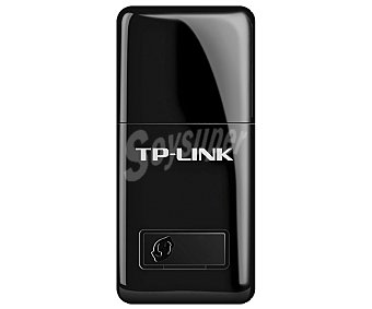 TP-LINK Mini adaptador usb Wifi 300Mbps TL-WN823N