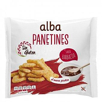Alba Panetines sabor barbacoa sin gluten 90 G 90 g