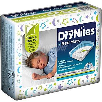 Dry Nites Protector de cama 88x78 cm Bolsa 7 unidades